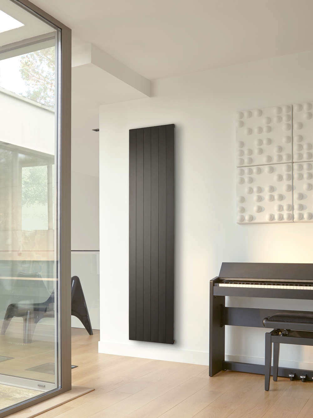 radiateur plat vertical radiateur hydraulique vertical de design moderne new dress scirocco h. Black Bedroom Furniture Sets. Home Design Ideas